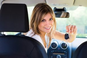 Car Loans | Auto Loans - Girl_With_Keys-300x200